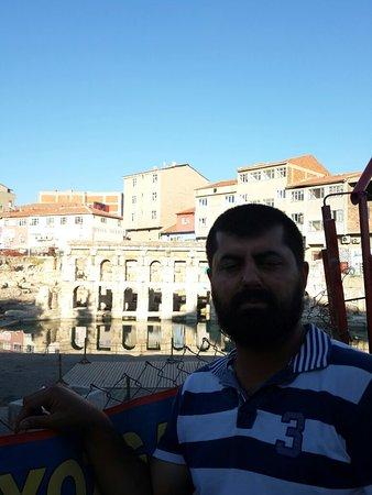 ساريكايا, تركيا: Eski Roma Hamamı
