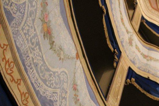 Sant'Agata Feltria, İtalya: Palchi del Teatro Mariani