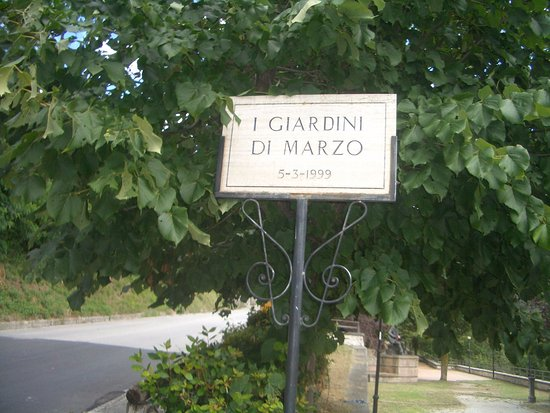 Poggio Bustone, Italy: Il parco