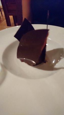 Saint-Marcel-du-Perigord, France : Dessert tout chocolat
