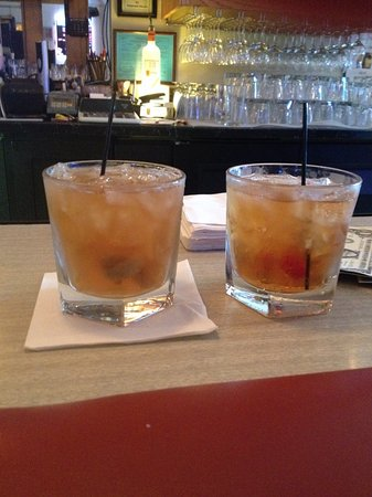 Watertown, WI: old fashion drink