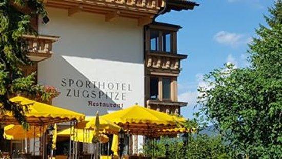 Sporthotel Zugspitze