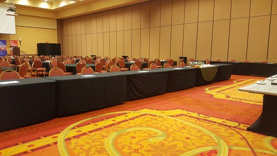Embassy Suites by Hilton San Marcos - Hotel, Spa & Conference Center: conference room