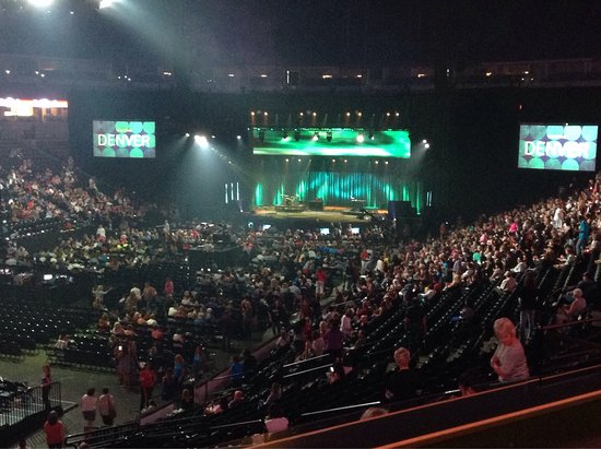 Pepsi Center: Joyce Meyer At Pepsi Center