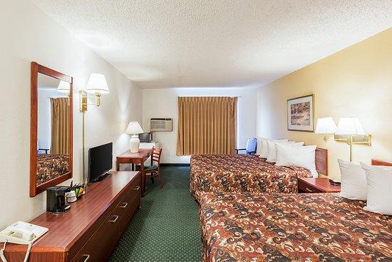 Rodeway Inn Grand Island : Double Room