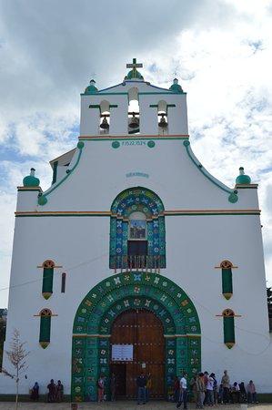 San Juan Chamula, México: magnifique à visiter !