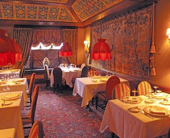 Washington, VA: Main Dining Room