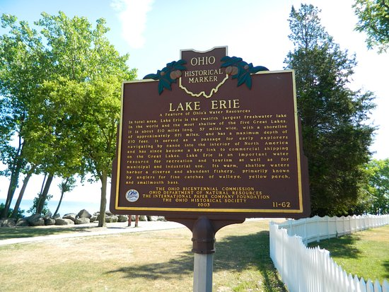 Marblehead, OH: Info on Lake Erie
