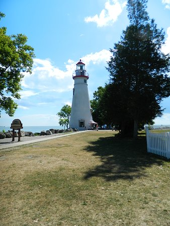 Marblehead, OH: Grounds pic