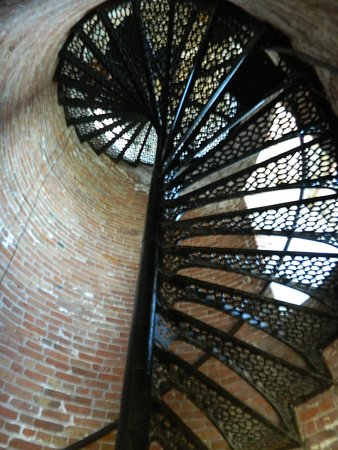 Marblehead, OH: Stairs