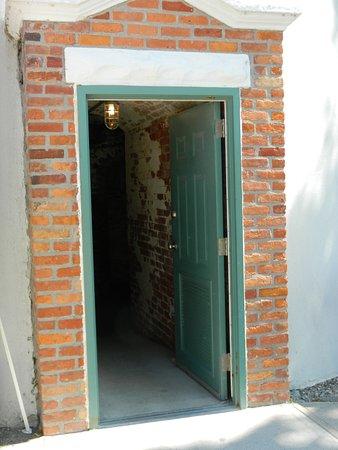 Marblehead, OH: Doorway