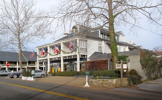 Washington, Wirginia: Main Inn & Valet Parking