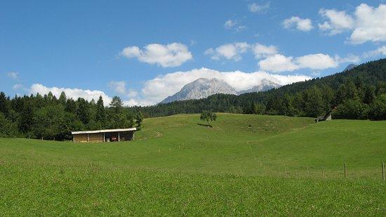 Cerklje, Σλοβενία: wanderung von der pension aus - einfach fragen
