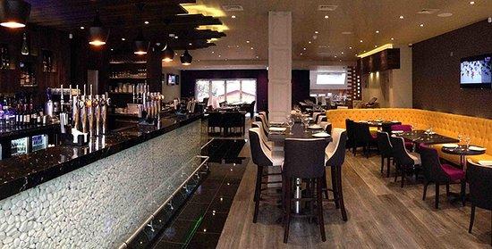 Edgware, UK: Restaurant