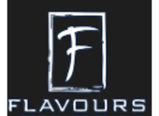 Edgware, UK: Flavours Logo