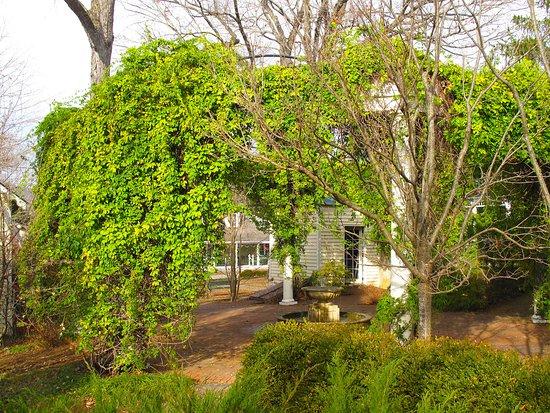 Washington, VA: Parsonage House Back Yard