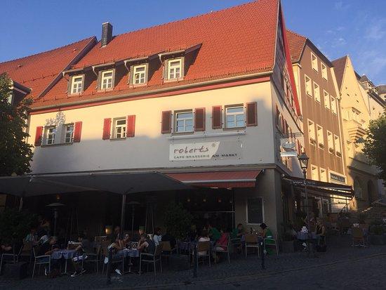 roberts cafe kulmbach restaurant bewertungen. Black Bedroom Furniture Sets. Home Design Ideas