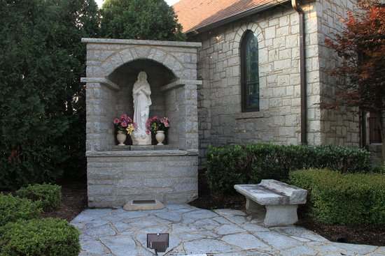 Mount Airy, Carolina del Norte: Shrine of the Queen of Angels