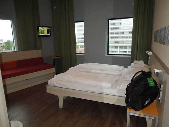 MEININGER Hotel Amsterdam City West Aufnahme
