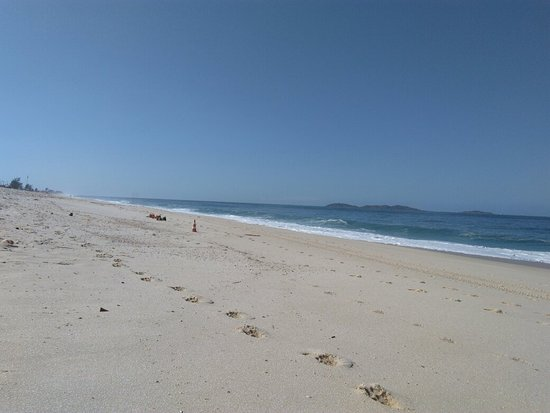 Itaipuacu Beach