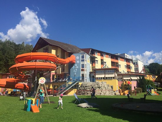 Trebesing, Austria: Babyhotel