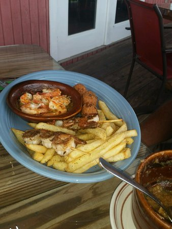 Millbrook, AL : Shrimp!