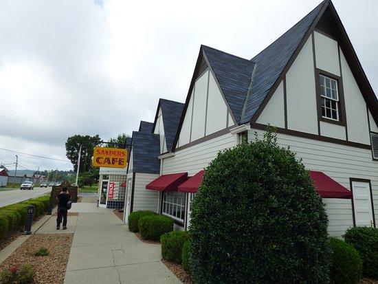 Corbin, Κεντάκι: exterior