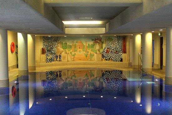 The Merrion Hotel: Merrion Pool
