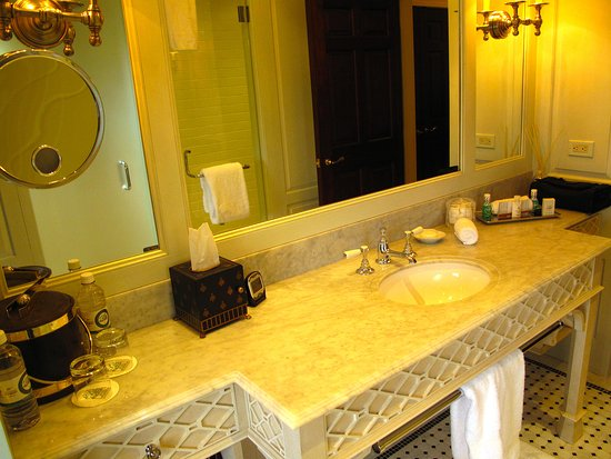 Washington, VA: Parsonage House Bathroom Sink & Vanity