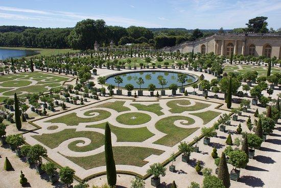 Chateau versailles picture of le jardin de versailles - Jardin du chateau de versailles gratuit ...
