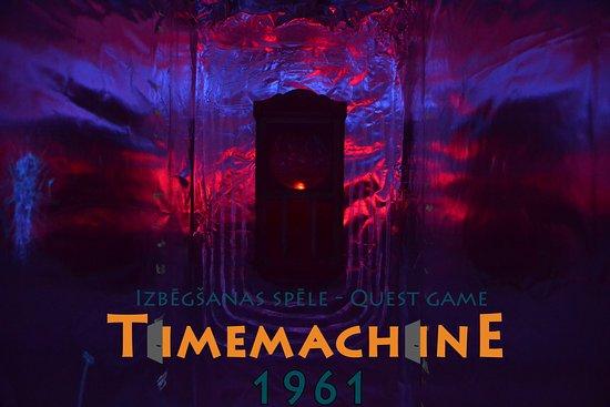 Valmiera, Lettonia: Timemachine