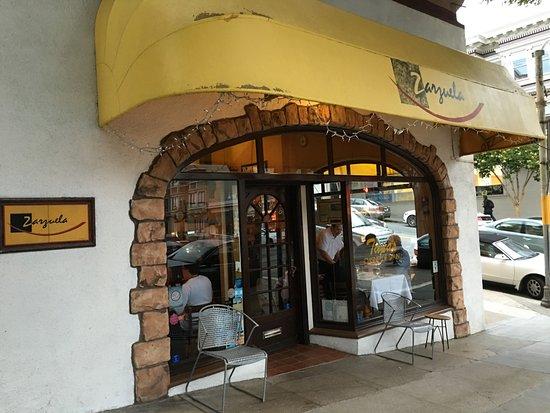 Image result for Zarzuela restaurant
