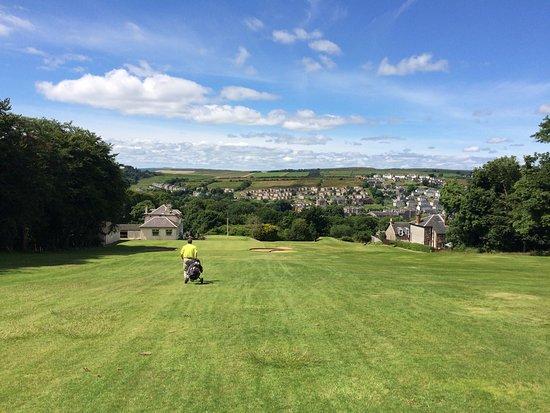Rothesay Golf Club: 18th hole