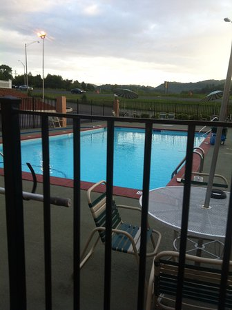 Rocky Top, TN: Swimming pool