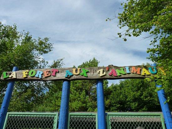 Gisors, Frankrijk: Parc Hérouval, le départ du train