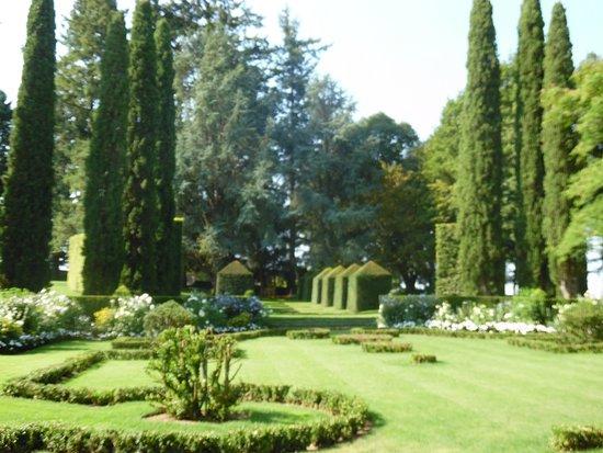le jardin francais photo de les jardins du manoir d