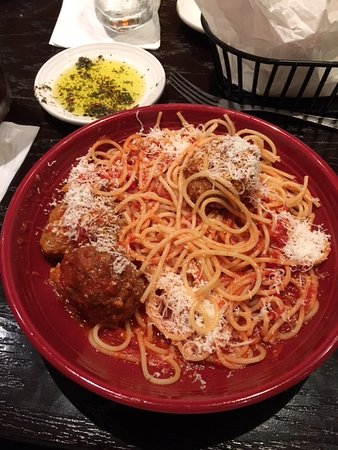 Morrow, GA: Spaghetti and Meatballs