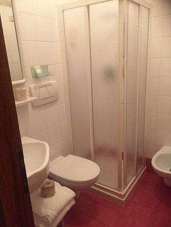 Hotel Gattopardo: il bagno
