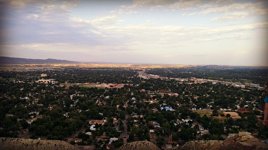Skyline Drive: The entire city of Canon City