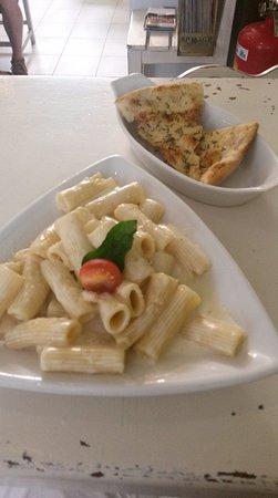 Pasta parmigianino