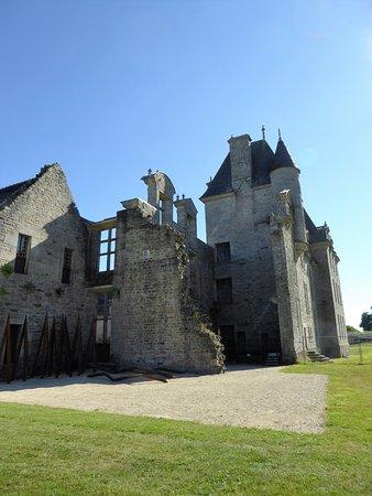 Finistere, Francia: chateau de kerjean
