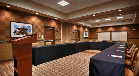 Best Western Premier Bryan College Station: Meeting space