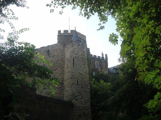 Lahnstein, Deutschland: castle