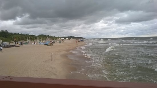 Palanga Beach Photo. Palanga Beach   Picture of Palanga Beach  Palanga   TripAdvisor