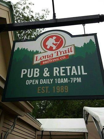Bridgewater Corners, VT: Long Trail Brewing Company