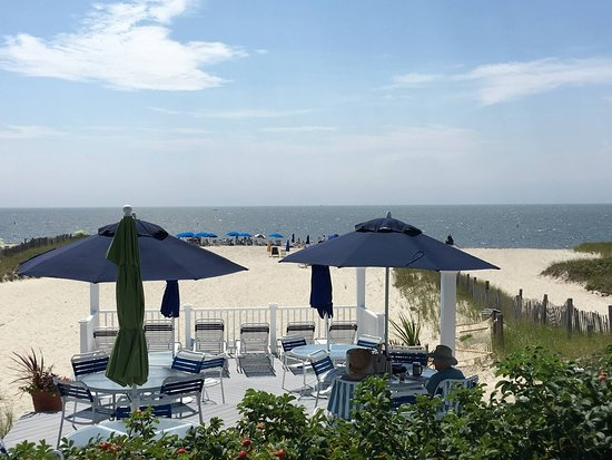 Harwich Port, MA: The Winstead Inn's private beach