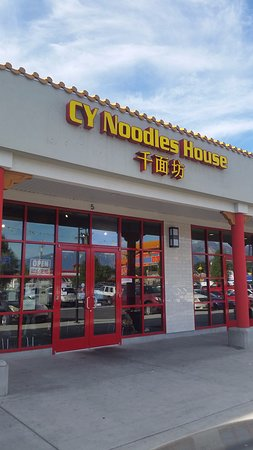 South Salt Lake, UT: CY - Create yours Noodles House