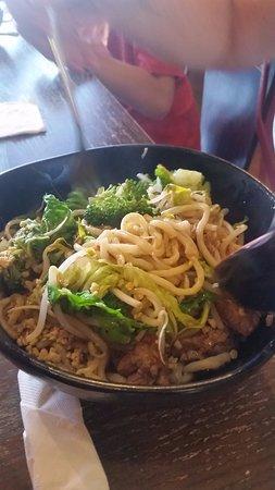 South Salt Lake, UT: Seasoned dry noodles