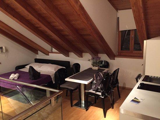 Villa Marta : Upstairs