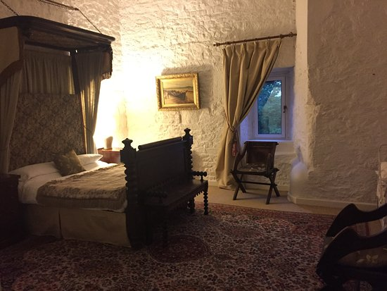 ‪‪Oldcastle‬, أيرلندا: Stayed in the bedroom on the top floor with gorgeous views of Lough Sheelin.‬
